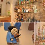 Drewniane ręcznie robione anioły oraz szopki bożonarodzeniowe idealne na upominek